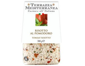 risotto tomaat